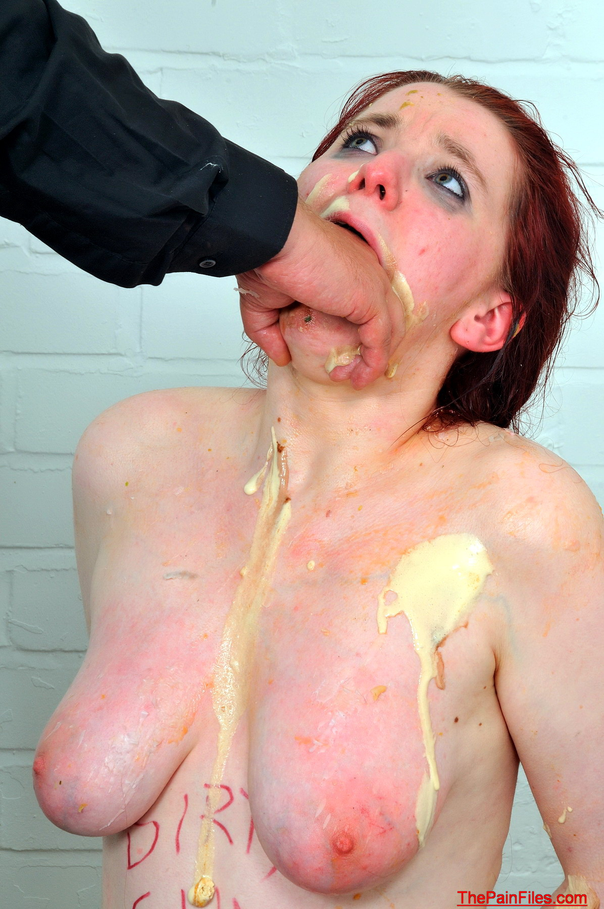 Humiliation girl