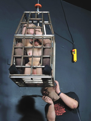 Tied blonde slaveslut chaos tortured to tears and hot wax 10
