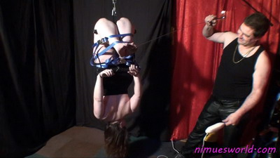 Amateur Suspension Bondage
